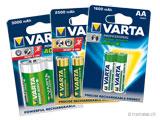 VARTA Akkus und Wiederaufladbare Batterien