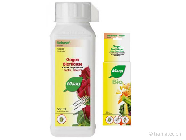Krankheiten- und Pilzschutzmittel