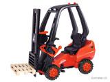 Tret-Traktoren, Gabelstapler