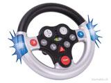 BIG-Bobby-Car Zubehör, Sound-Lenkräder, Licht, Nummernschild, Schuhe, Flüsterräder, Zündschloss