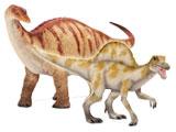 Schleich Dinosaurier, Dinos