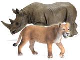 Schleich Wild Life Wildtiere, Wilde Tiere