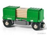 BRIO - Eisenbahnwagen und Waggons