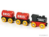 BRIO - Komplette Züge