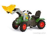 Tret-Traktoren