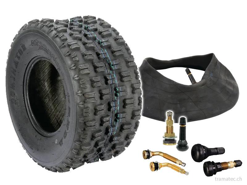 Pneureparatur, Reifen, Ventil, Schlauchflick, Rema Tip Top