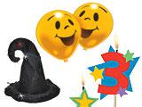 Fasnacht, Halloween, Geburtstag, Party, Weihnachten, Silvester, Scherzartikel, Maskenball