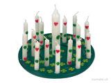 Kerzen für Geburtstagstoreten und Geburtstagspartys