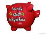 Sparkassen, Kässeli, Sparsäuli, Sparschwein