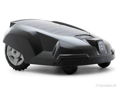 Husqvarna Roboter-Rasenmäher Solar Hybrid