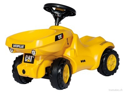 Rolly Toys Minitrac CAT Dumper - 13 224 9