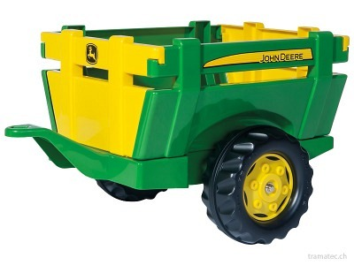 Rolly Toys Farm Trailer John Deere - 12 210 3