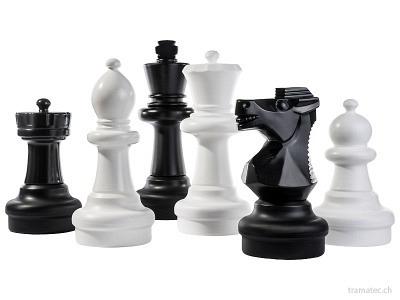 Rolly Toys Grosse Schachfiguren - 21 870 7