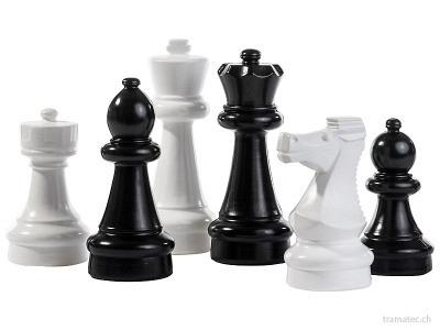 Rolly Toys Kleine Schachfiguren - 21 891 2