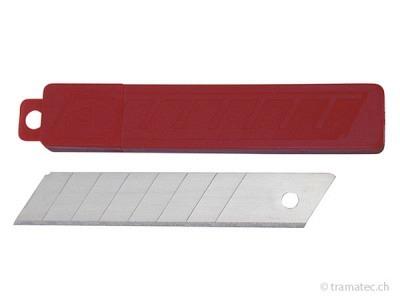 KRAFTWERK Ersatzklingen-Satz (10 Stk.) 18 mm