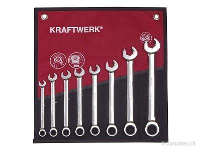 KRAFTWERK 8-t. D-CLICKRAFT-Satz 8-19 mm Rolltasche