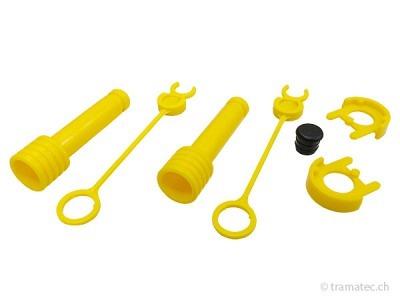 Rolly Toys Ersatzteil Bolzen-Set für Kombilader