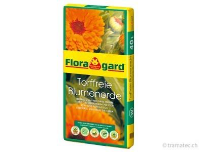 Floragard Torffreie Blumenerde