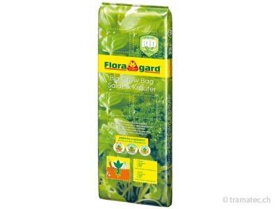Floragard Bio Grow Bag Salat & Kräuter
