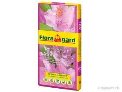 Floragard Rhodohum Moorbeeterde