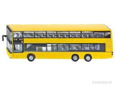 SIKU 1884 MAN Doppelstock-Linienbus