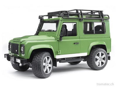 Bruder Land Rover Defender - 02590