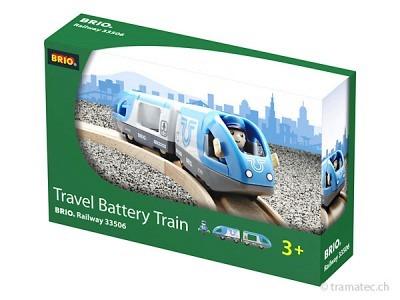BRIO Reisezug batteriebetrieben