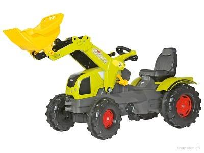 Rolly Toys Farmtrac Claas Axos 340 mit Trac Lader - 61 104 1