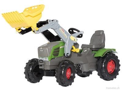 Rolly Toys Farmtrac Fendt 211 Vario mit Trac Lader - 61 105 8