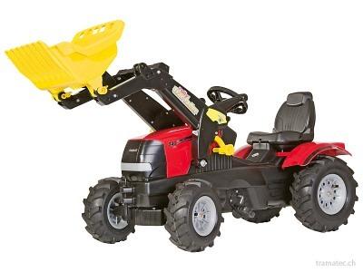 Rolly Toys Farmtrac Case Puma CVX 225 mit Trac Lader und Luftbereifung - 61 112 6