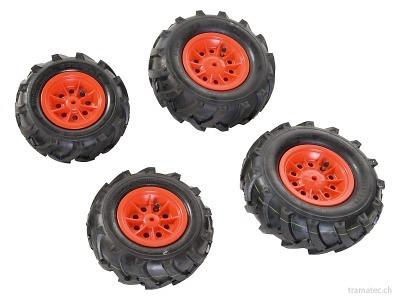 Rolly Toys Luftbereifung 2x 260x95 / 2x 325x115 - 40 985 3