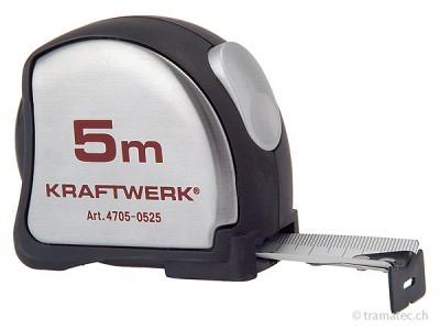 KRAFTWERK Rollmeter Inox