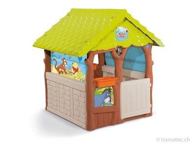 Smoby Kinderspielhaus Baumhaus Winnie the Pooh