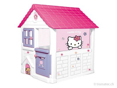 Smoby Kinderspielhaus Sweet Home Hello Kitty