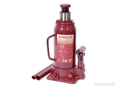 KRAFTWERK Hydraulik Flaschen-Wagenheber