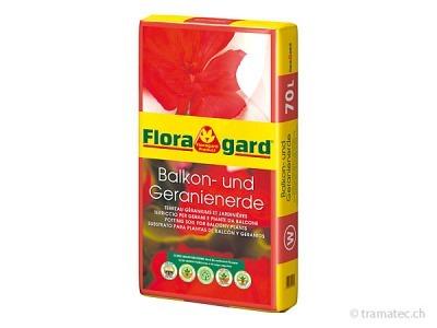 Floragard Balkon- und Geranienerde