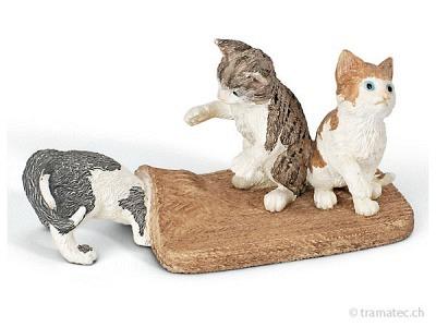 Schleich Katzenjungen