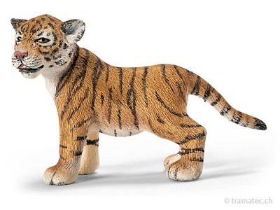 Schleich Tigerjunges, stehend