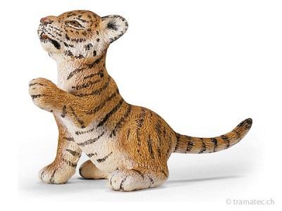 Schleich Tigerjunges, spielend