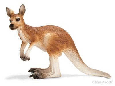 Schleich Kängurumännchen