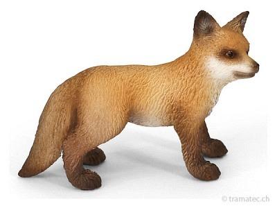 Schleich Fuchsjunges