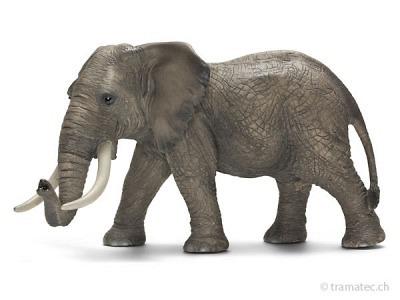 Schleich Afrikanischer Elefantenbulle