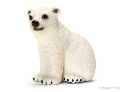Schleich Eisbärjunges