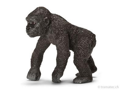 Schleich Gorilla Junges