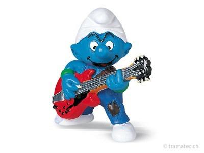 Schleich Gitarrist