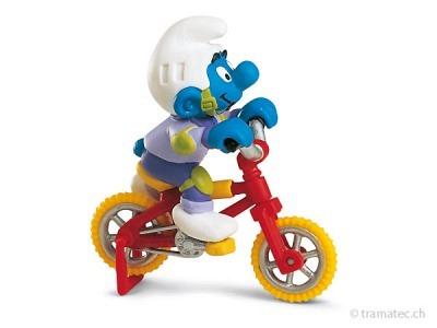 Schleich BMX Fahrer