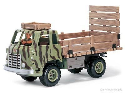 Schleich Lastwagen mit Fahrer
