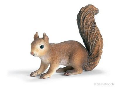 Schleich Eichhörnchen