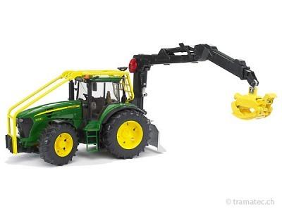 Bruder John Deere 7930 Forsttraktor