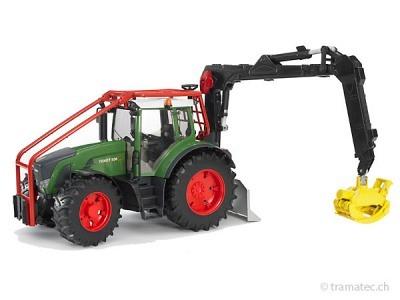 Bruder Fendt 936 Vario Forsttraktor - 03042